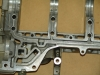 Projects - Porcshe 928 - Modified oilways near oil pump