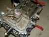 Projects - Porcshe 928 - Assembled windage kit view