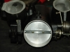 Projects - Porcshe 928 - Bored throttle body addtional 2mm gained