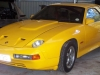 SIde view base car